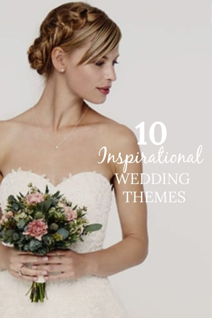 10 Inspirational Wedding Themes (2)