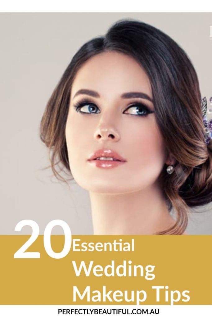 20 Essential Makeup Wedding Makeup Tips (1)