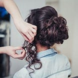 Wedding Hair Styling Initial Consultation & Quote