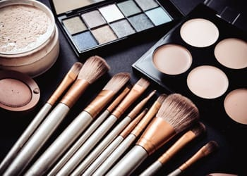 Professional makeup products and tools