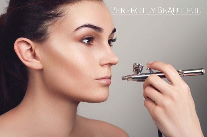 airbrush makeup blog by perfectly beautiful