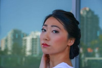 Asian Wedding Makeup and Hair