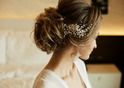 Fancy Bridal Hair Accessories