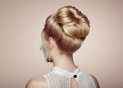 High Ballerina Bun