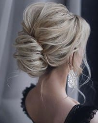 Hair French Twist