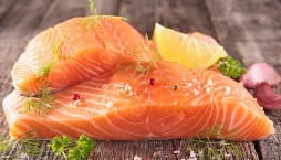 salmon for healthy glowing skin