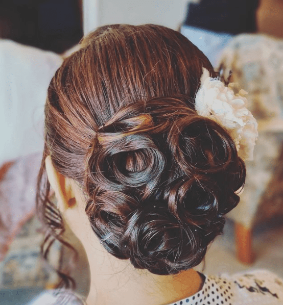 wedding hair looks